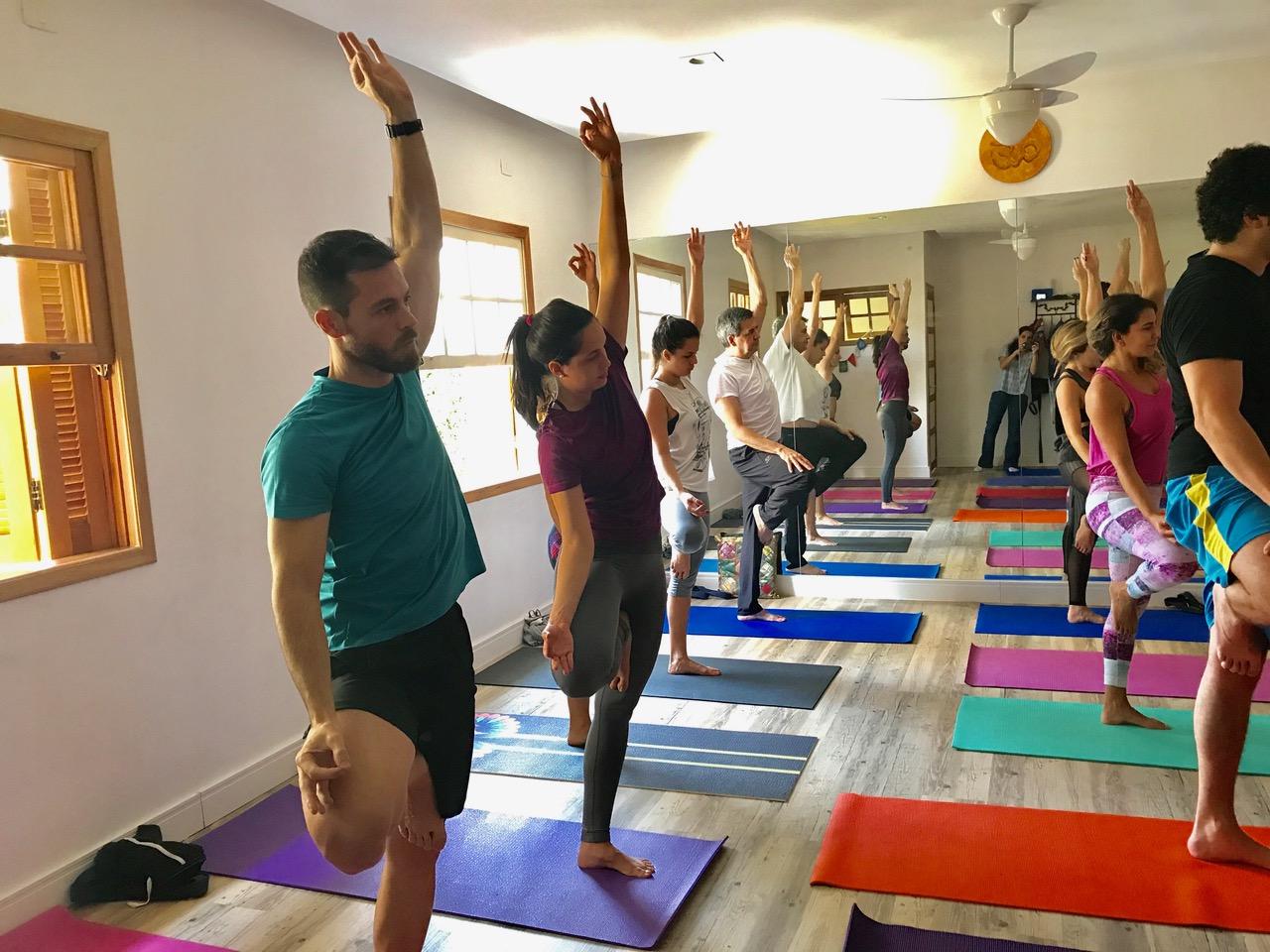 Aula Especial Desperte Seu Poder Interno Sim Yoga
